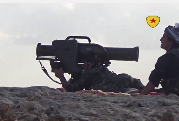 YPG-ATGM-SYRIA